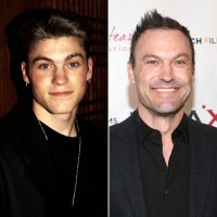 Brian Austin Green Beverly Hills 90210 Cast Then and Now