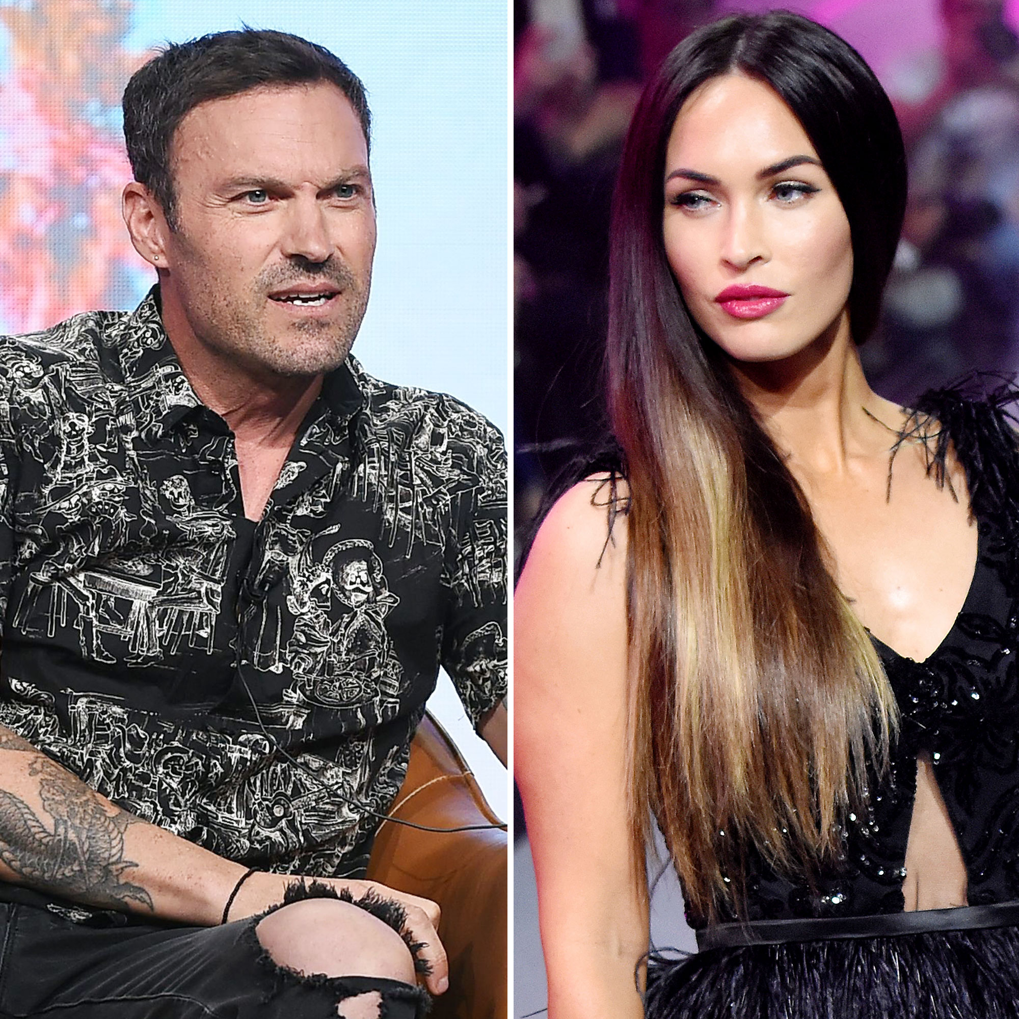Brian Austin Green and Megan Fox Have Been Arguing About Parenting Styles