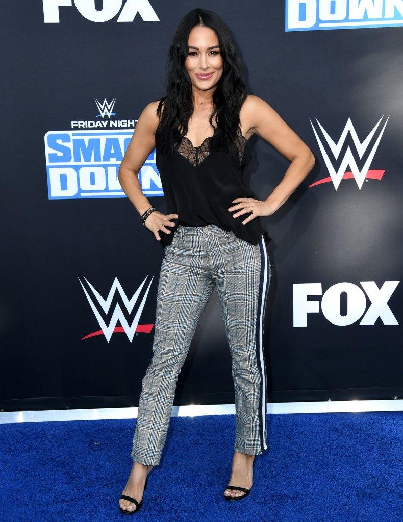 Brie Bella WWE 20th Anniversary 25 Things