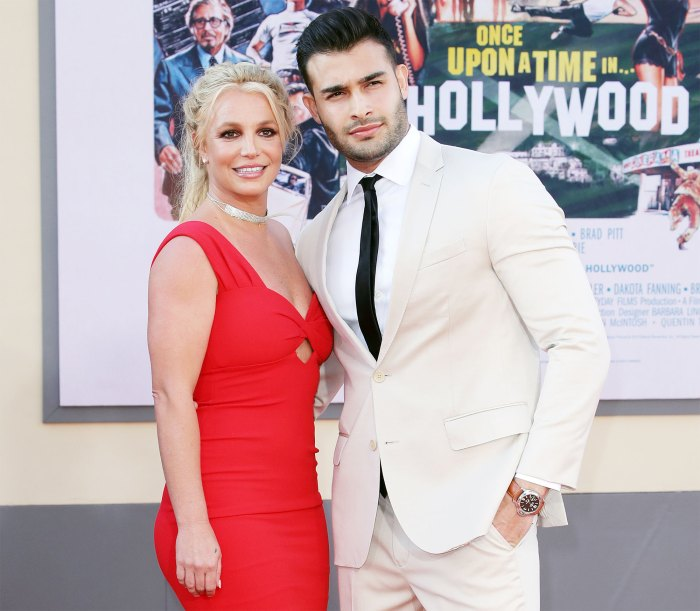 Britney Spears Told Court She Wanted to Have a Baby With Boyfriend Sam Asghari