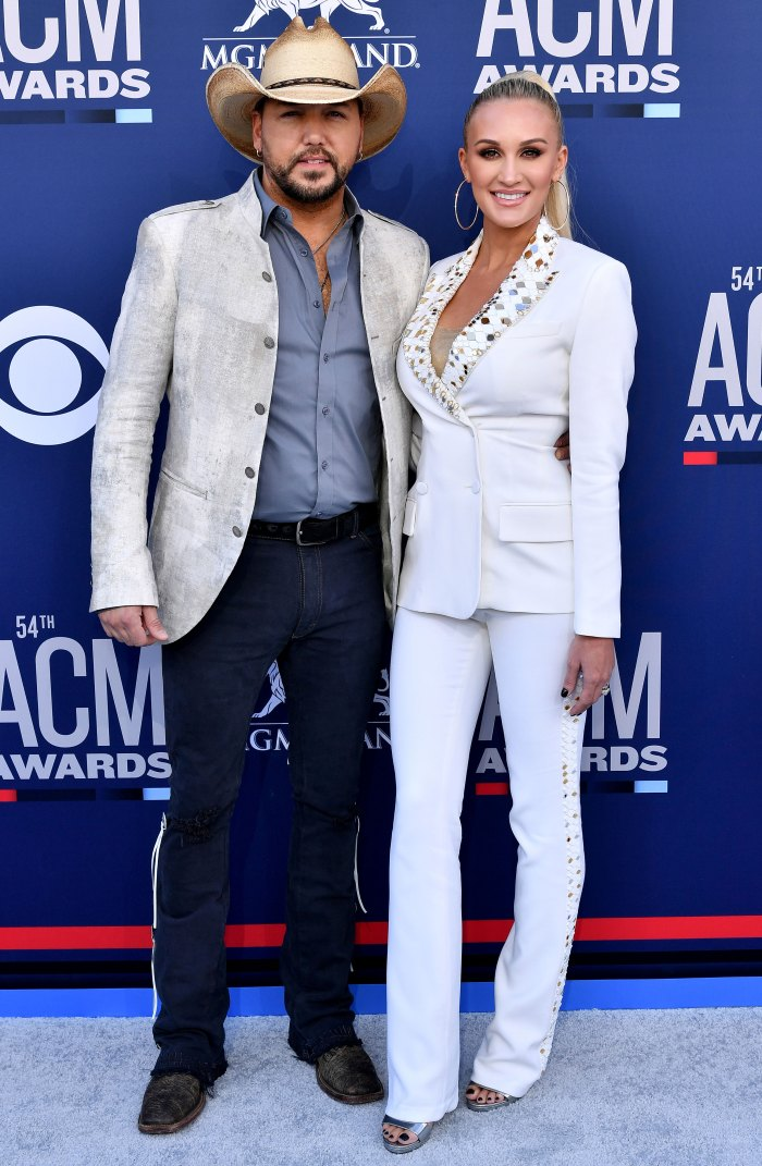 Brittany Aldean Would Love to Have More Kids But Says Husband Jason Aldean Is Done