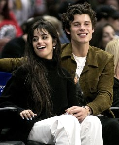 Camila Cabello Make Organic Slime With Shawn Mendes Kids Choice Awards