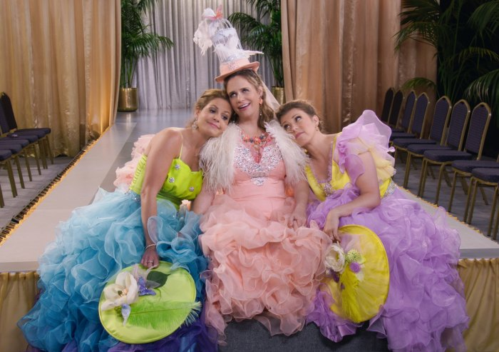 Candace Cameron Bure Andrea Barber Jodie Sweetin Fuller House