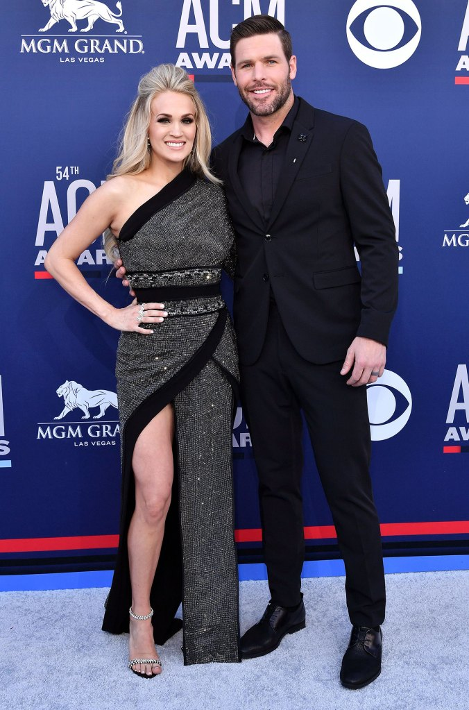 Carrie Underwood Didnt Think Shed Be Good With Her and Mike Fishers Kids