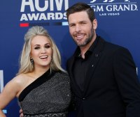 Carrie Underwood Mike Fisher Talk Disagreements Family Docuseries