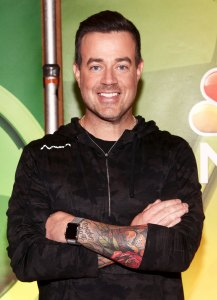 Carson Daly Shows Off His Inventive At-Home Broadcast Center