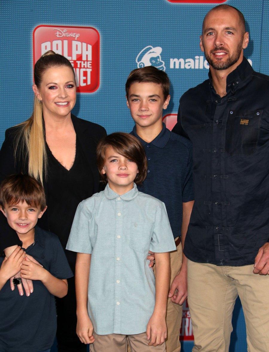 Melissa Joan Hart Celeb Parents Potty Training Confessions