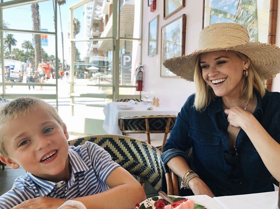 Reese Witherspoon Celeb Parents Potty Training Confessions