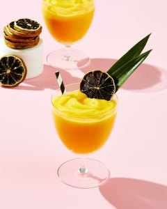 Celebrate National Wine Day With This Mango Coconut Frose Cocktail