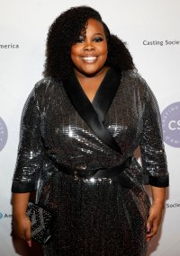 Amber Riley Celebrities Cant Stop Freaking Out Over Adele Transformation