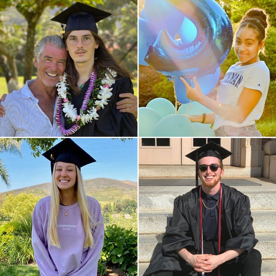 Celebrities Whose Kids Virtually Graduated School in 2020