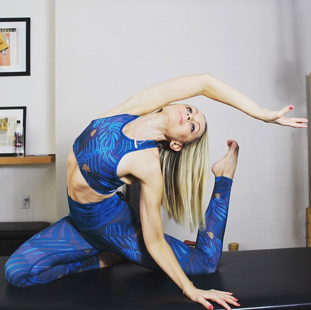 Celebrity Pilates Instructor Nonna Gleyzer Shares How to Get Your Mind and Body in Shape