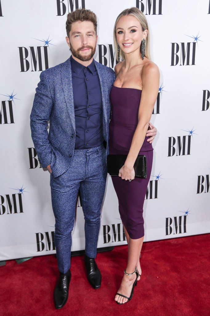 Chris Lane Reveals How Many Kids He and Lauren Bushnell Want