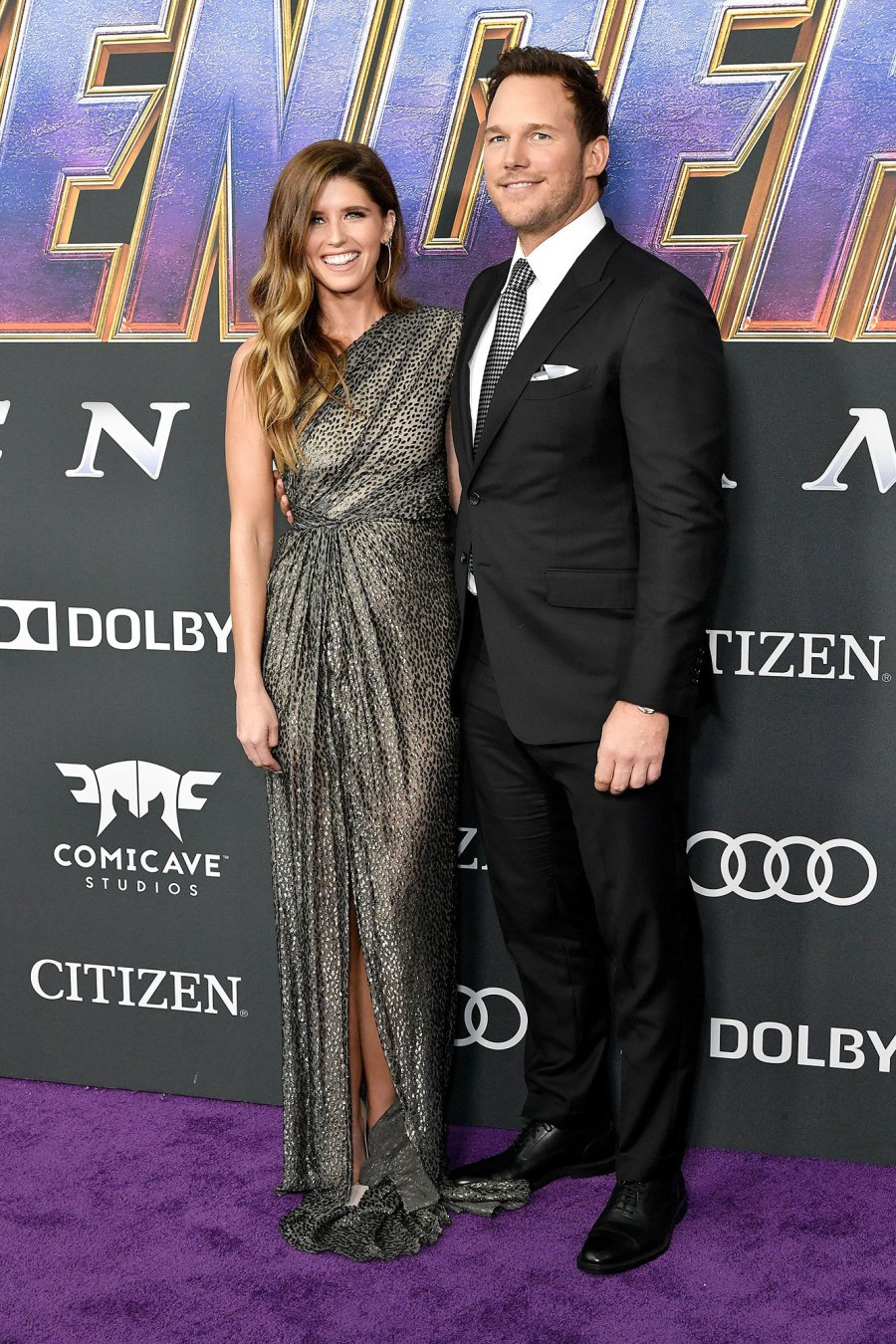 Chris Pratt and Katherine Schwarzenegger Sweetest Quotes
