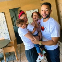 Chrissy Teigen and John Legend Celebrate Son Miles' 2nd Birthday in Quarantine