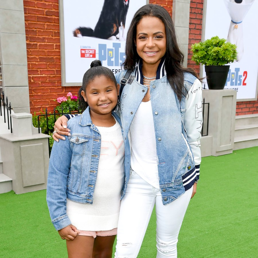 Christina Milian Is Really Proud of Her Coparenting Relationship With Daughter Violets Dad The-Dream
