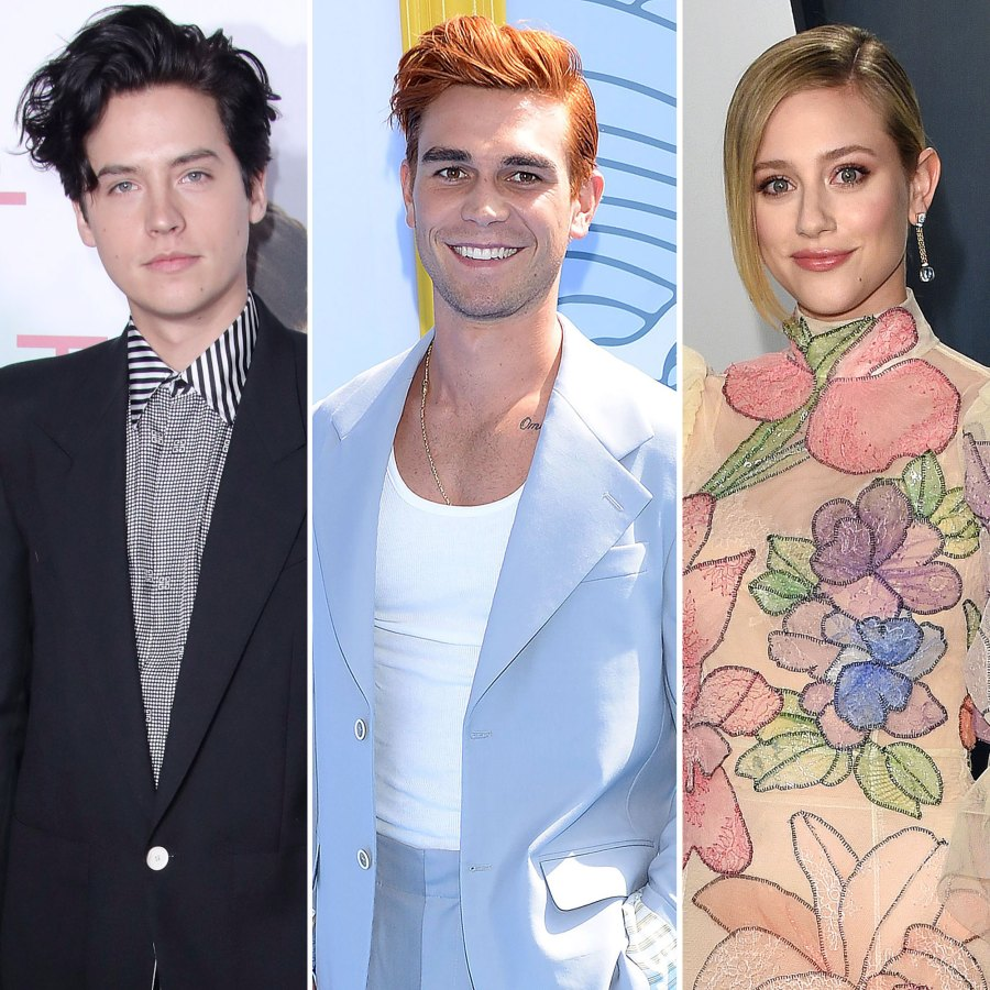 Cole Sprouse Is Quarantining With KJ Apa Following Lili Reinhart Split