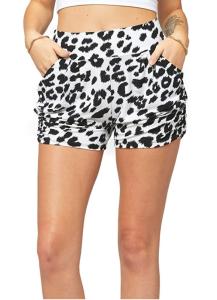 Conceited Premium Ultra Soft Harem Shorts (Basic Instinct)