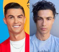 Cristiano Ronaldo's New Hairstyle Sends Shockwaves Over Social Media