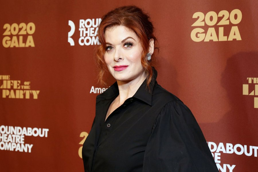 Debra Messing Is Tired of Women in Media Being Pitted Against Each Other