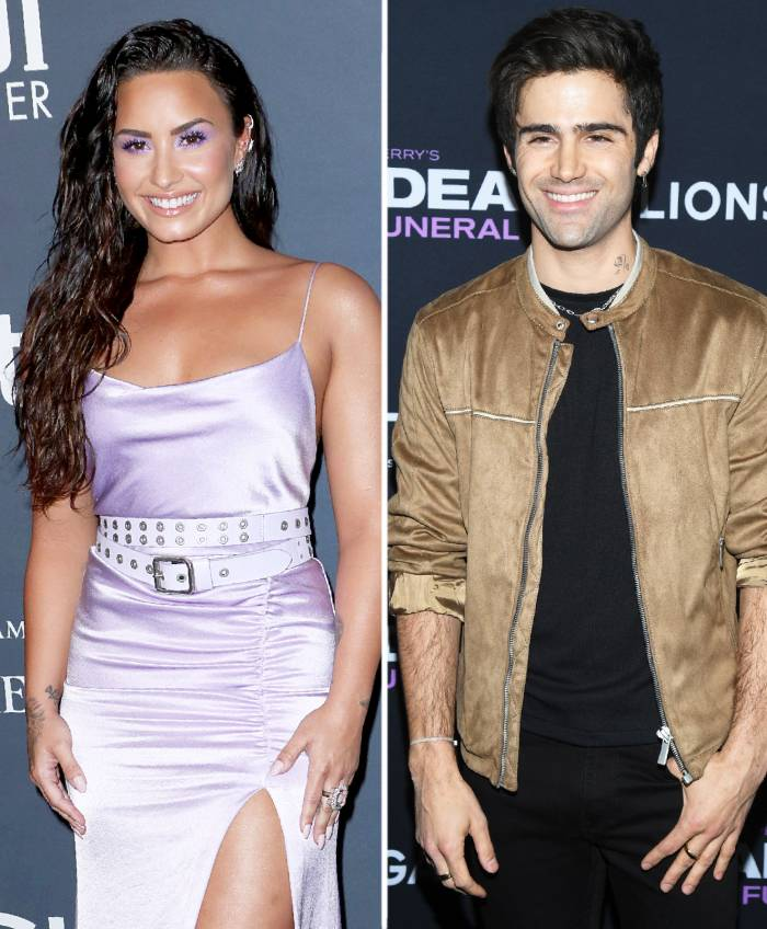 Demi Lovato Is Engaged to Max Ehrich After Months of Dating