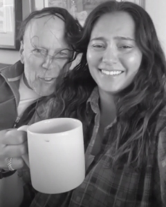 Demi Moore and Ex Bruce Willis Goof Off With Daughters While Quarantining: 'Balancing Act'