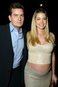 Denise Richards How I Explain Charlie Sheen Behavior Our Daughters