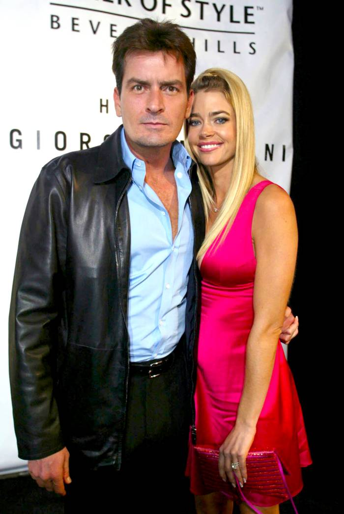 Denise Richards Revealed She and Charlie Sheen Conceived Their Daughter on Set 'Scary Movie'