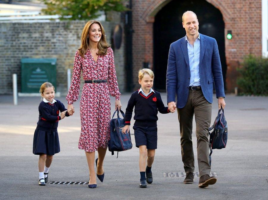 Duchess Kate Admits Having a Hard Time Explaining Coronavirus Pandemic to Her Kids