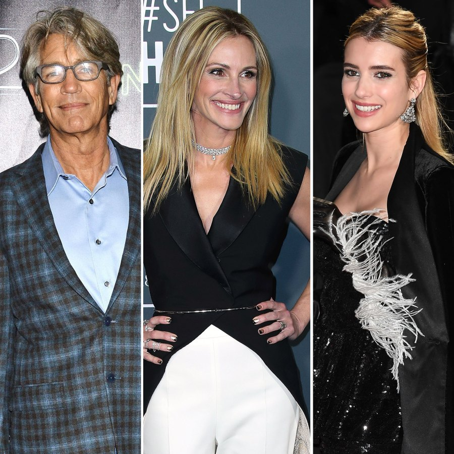 Eric Roberts Loves Seeing Sister Julia Roberts With Daughter Emma Roberts