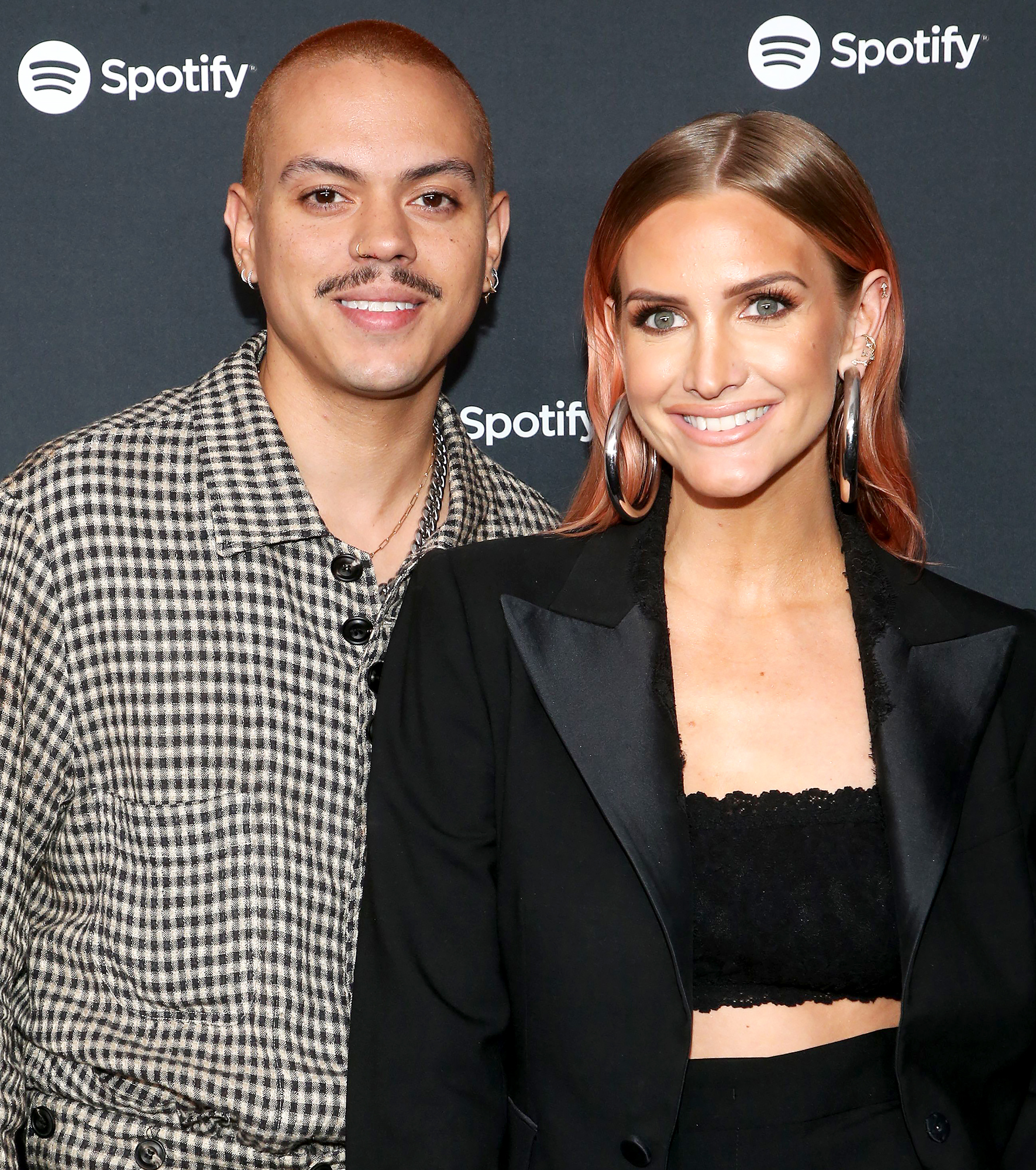 Evan Ross Ashlee Simpson pregnant
