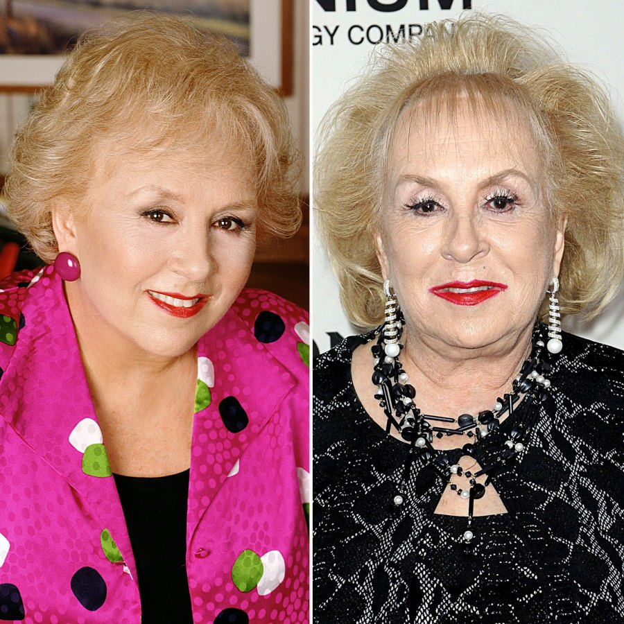 Doris Roberts Everybody Loves Raymond Cast Where Are They Now
