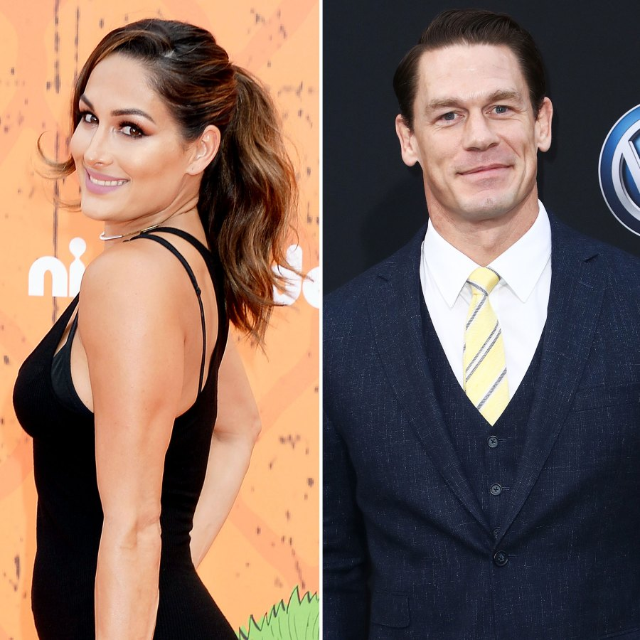 Everything Nikki Bella Said About John Cena in Her New Book