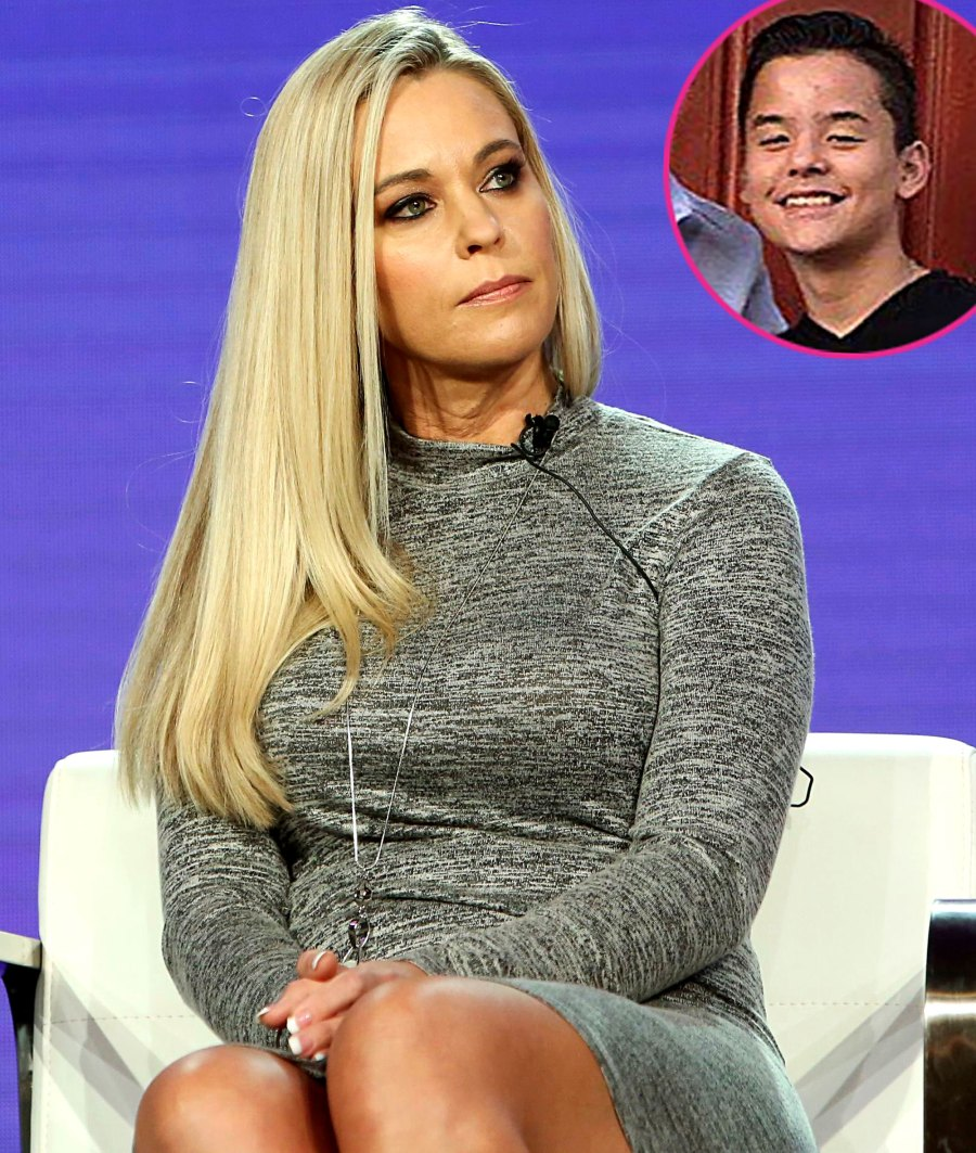 Everything We Know About Kate Gosselin Relationship With Son Collin