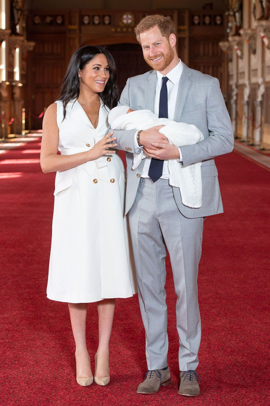 Everything We Know Prince Harry and Meghan Markle Have Said About Their Son Archie