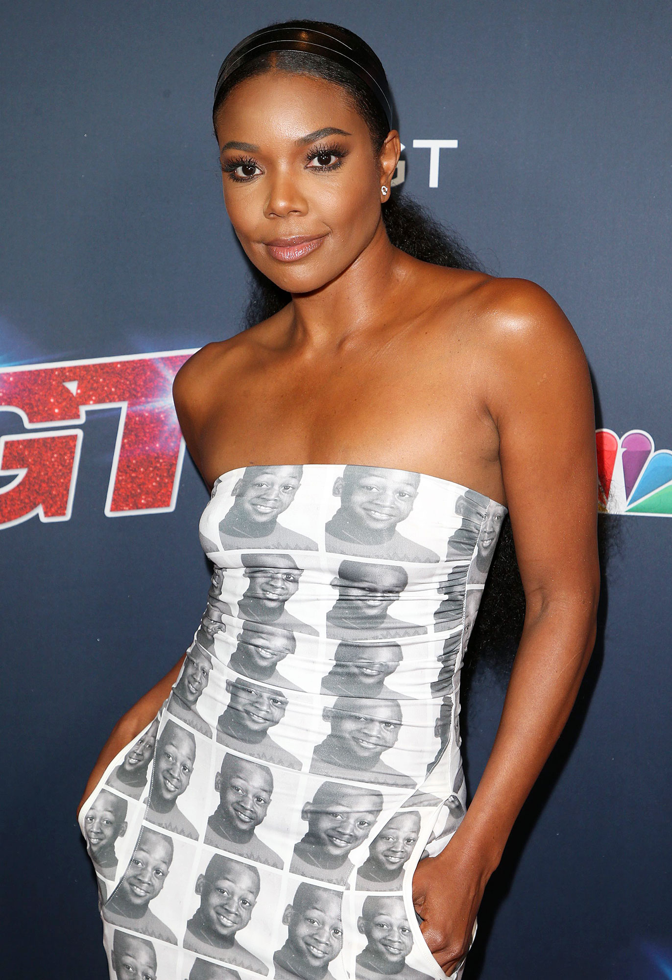 Gabrielle Union Didnt Recognize Herself Amid Americas Got Talent Controversy