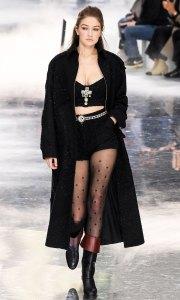 Gigi Hadid Was Already a Few Months Pregnant During Fashion Month