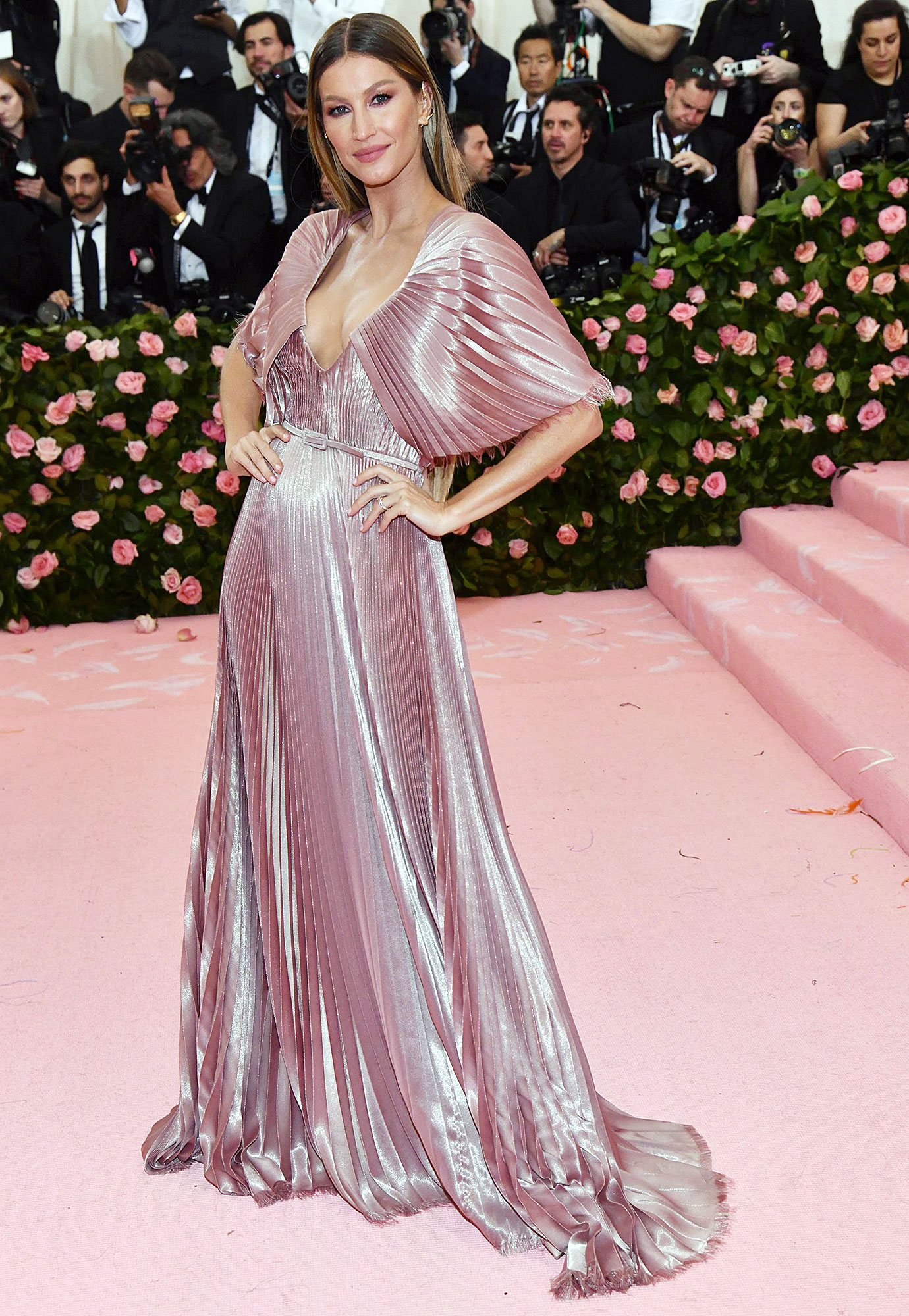 Gisele Bundchen at MET Gala 2019 Celebrity Pilates Instructor Nonna GleyzerShares How to Get Your Mind and Body in Shape