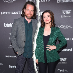 Grey's Anatomy's Caterina Scorsone and Husband Rob Giles Split After 10 Years of Marriage