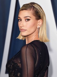 Hailey Baldwin Shuts Down Plastic Surgery Rumors: 'I've Never Touched My Face'