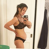 Hilaria Baldwin Celebrities Announcing Pregnancies During the Coronavirus Pandemic