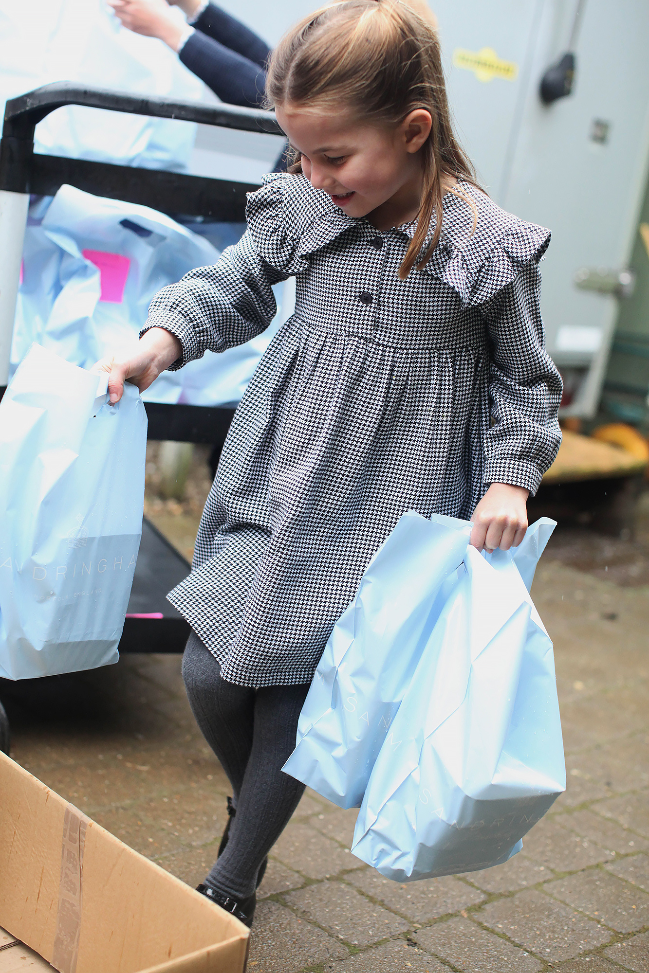 How Prince William and Duchess Kate Daughter Princess Charlotte Celebrated Her 5th Birthday 2
