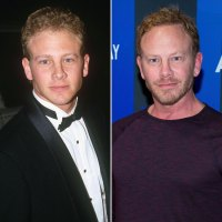 Ian Ziering Beverly Hills 90210 Cast Then and Now