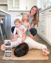 Jade Roper Pregnant Expecting Baby 3 With Tanner Tolbert