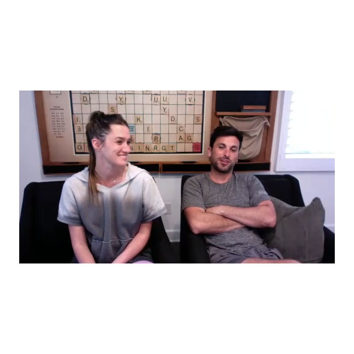 Jade Roper and Tanner Tolbert Us Interview