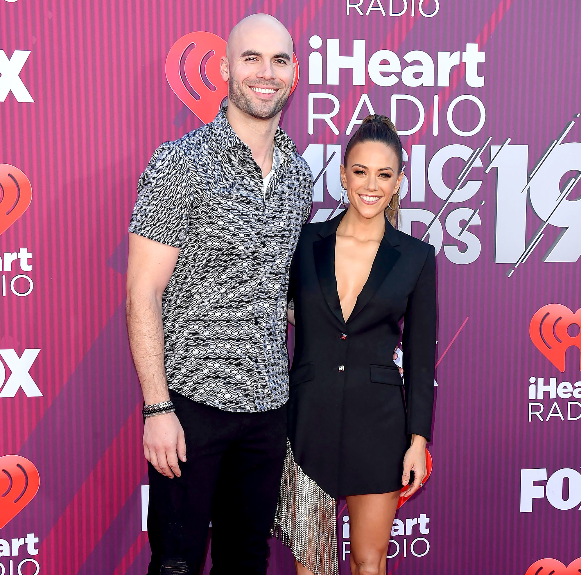 Jana Kramer and Mike Caussin announce book The Good Fight