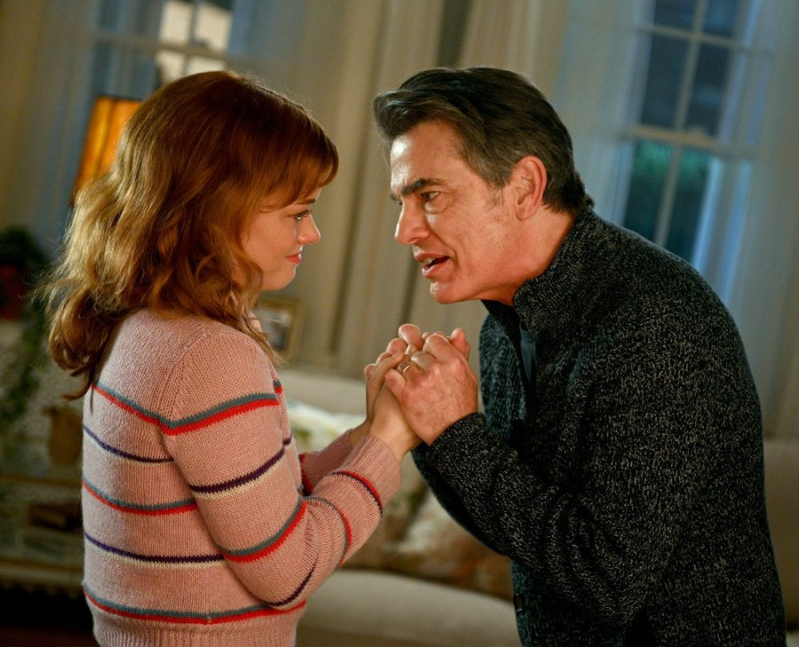 Jane Levy Peter Gallagher Zoey's Extraordinary Playlist