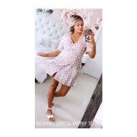 Jenna Cooper Pregnancy Dress Instagram