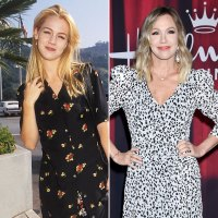 Jennie Garth Beverly Hills 90210 Cast Then and Now