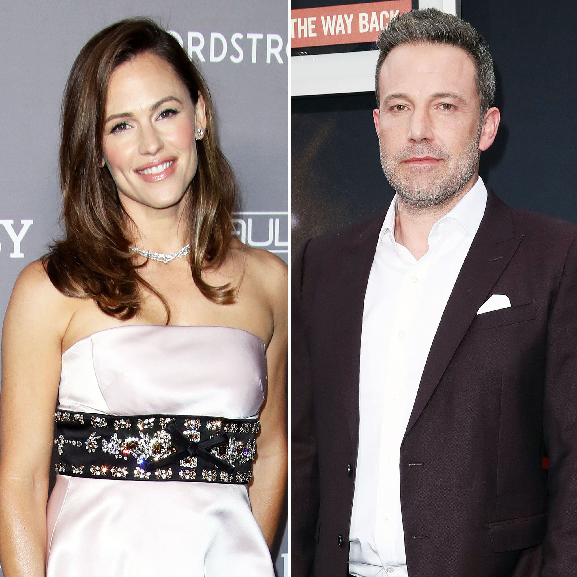 Jennifer Garner Is Happy to See Ex-Husband Ben Affleck in a Good Place